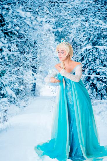 Tina Frozen